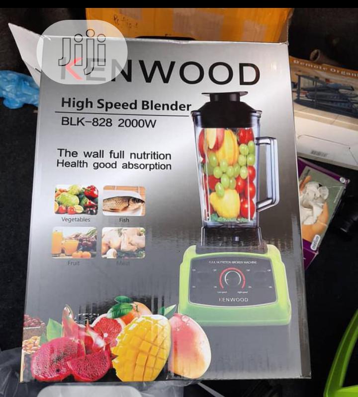 KENWOOD Living Powerful Commercial Blender 2000watts