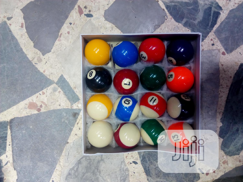 Medium Snooker Ball