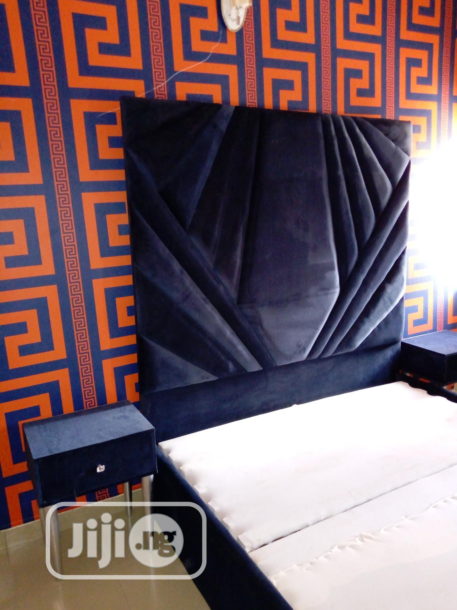 Contemporary Beds.