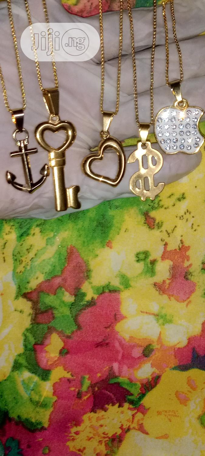 Necklace And Pendant | Jewelry for sale in Agege, Lagos State, Nigeria