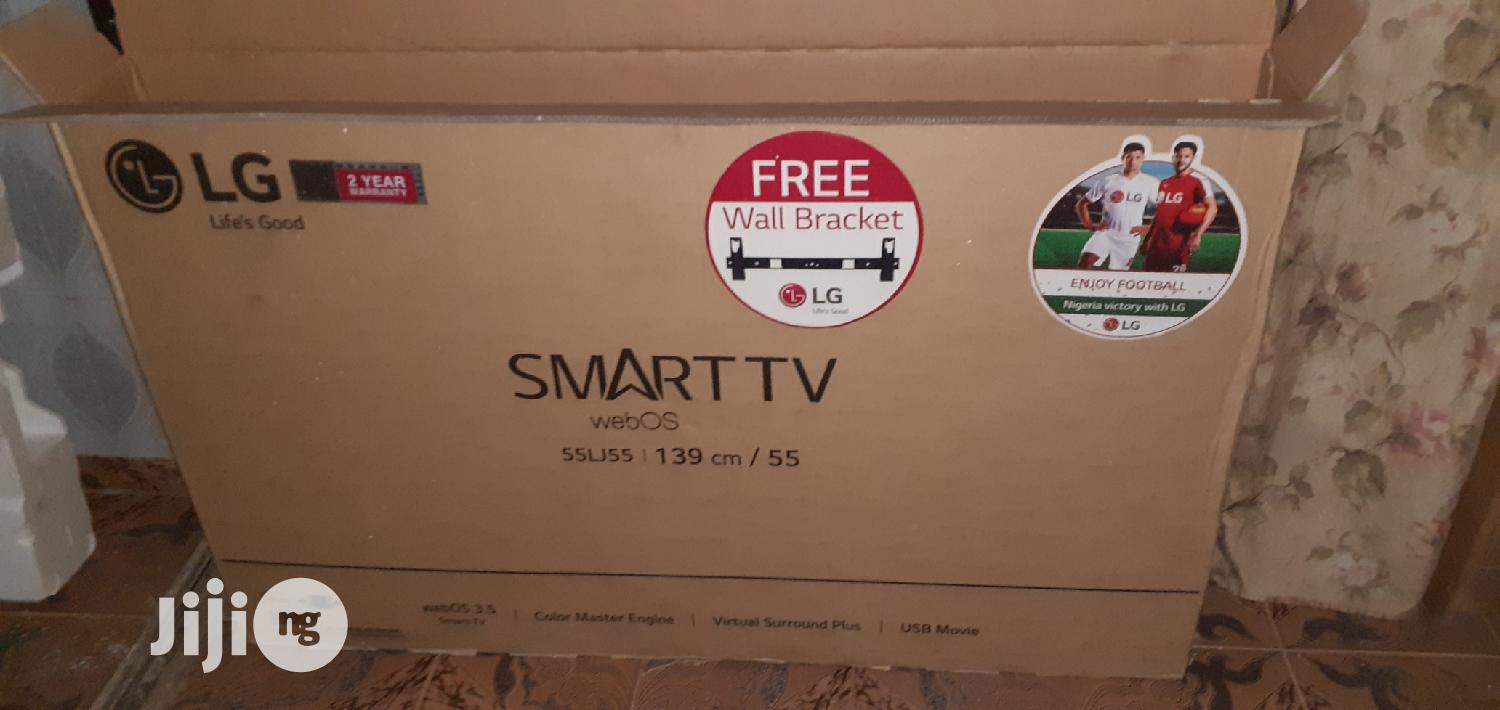 Archive: LG Smart Tv 55inches