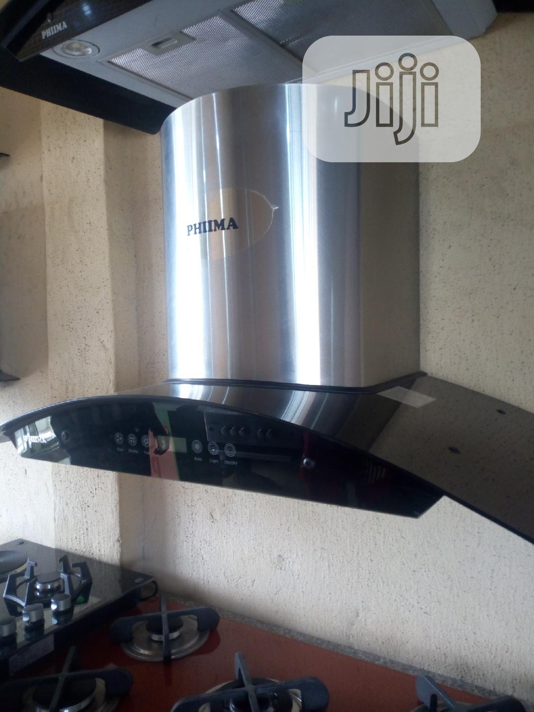 Kitchen Hood 90w Authomatic Extractor
