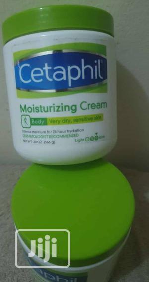 Cetaphil Moisturising Body Cream 566g   Bath & Body for sale in Lagos State, Oshodi