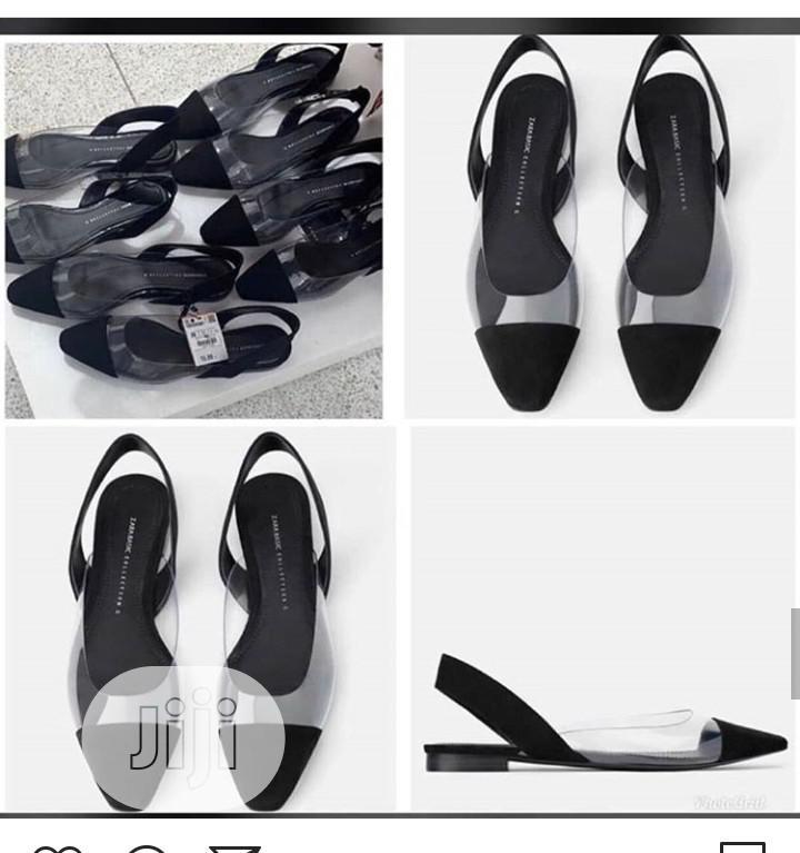 Ladies Quality Flat Shoes