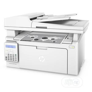 HP Laserjet Pro M130fn All-in-one Monochrome Laser Printer | Printers & Scanners for sale in Abuja (FCT) State, Wuse 2