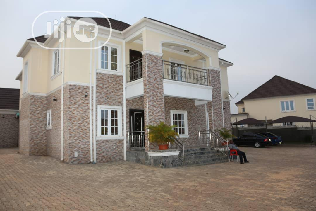 Furnished 4bdrm Duplex in Asokoro for Sale