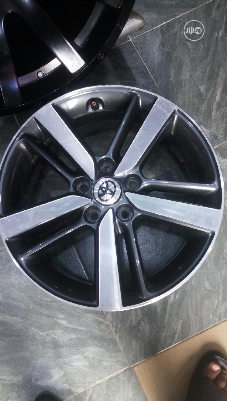 17 Rim for Lexus Toyota