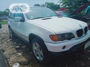 BMW X5 3.0i 2003 White | Cars for sale in Abuja (FCT) State, Jabi