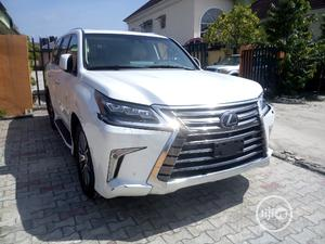Lexus LX 570 2018 White   Cars for sale in Lagos State, Ajah