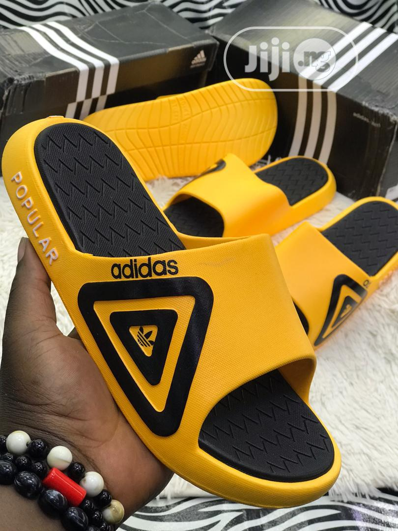 Archive: Adidas Sport Quality Slippers
