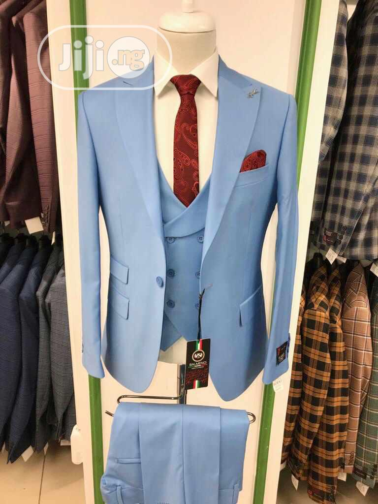 Dashing 3 Piece Suit