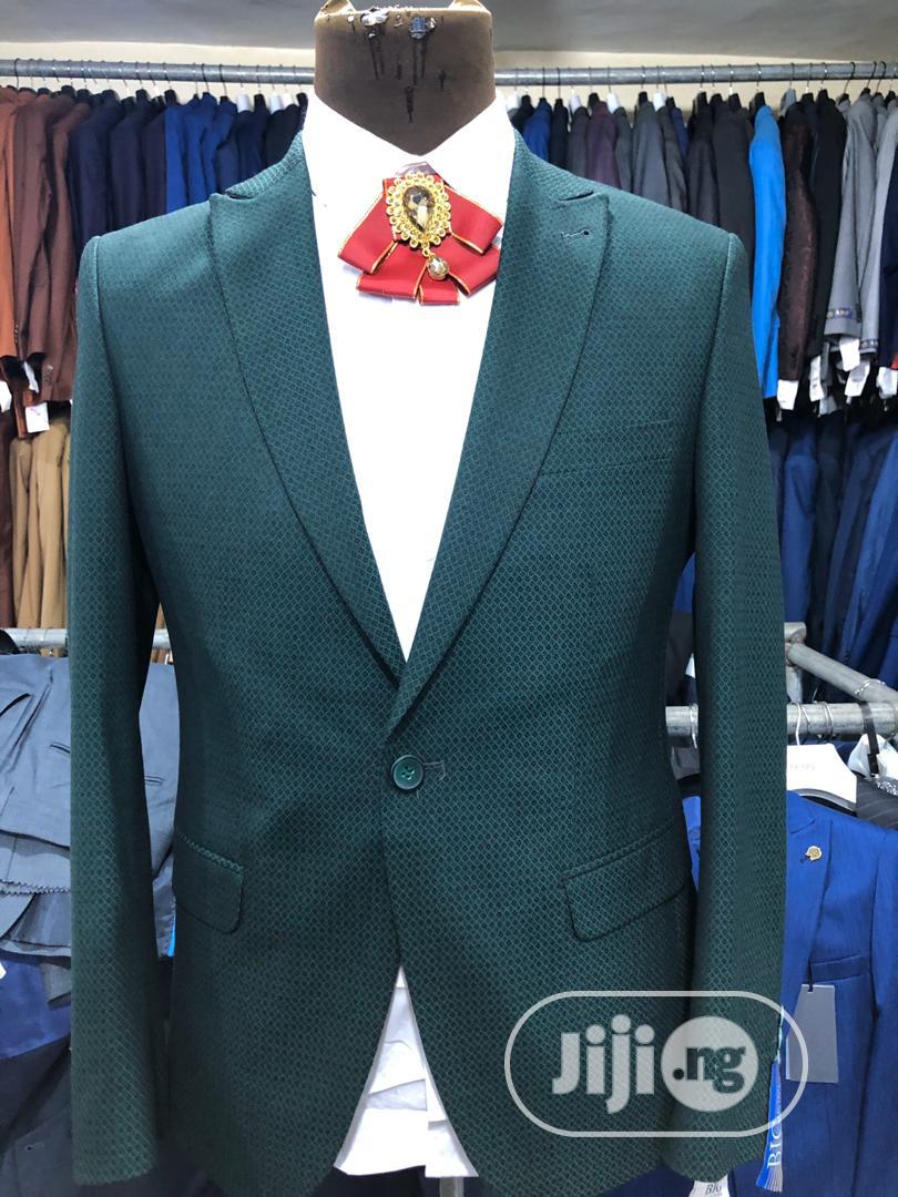 Archive: Turkish Fitted Suits