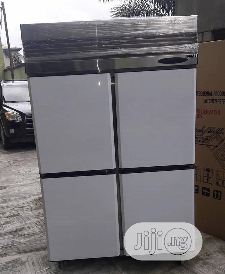 4 Door Commercial Refrigerator Imported