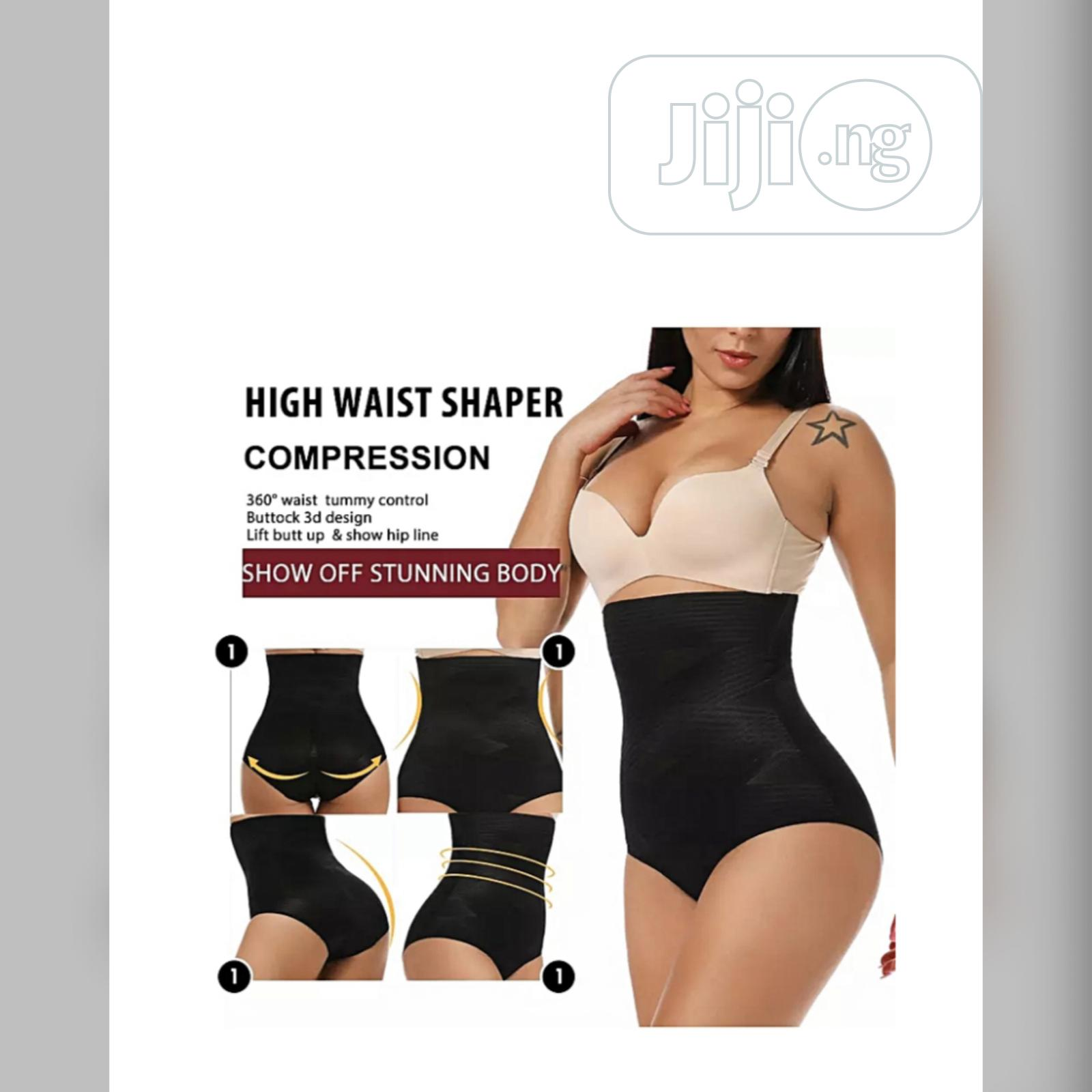 High Waist Tummy Trimmer