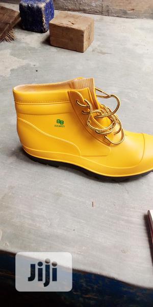 Safety Rain Boot Short One | Safetywear & Equipment for sale in Lagos State, Lagos Island (Eko)