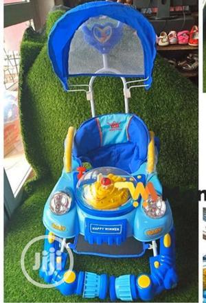 Baby 2 In 1 Walker Blue | Children's Gear & Safety for sale in Lagos State, Lagos Island (Eko)