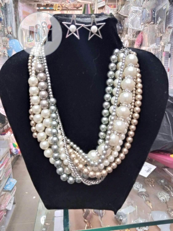 Beautiful Pearl Neaklace