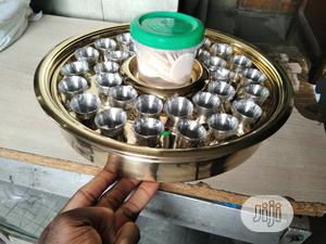 Communion Starter And Steel Cups   Restaurant & Catering Equipment for sale in Lagos State, Ajah