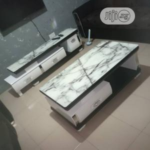 New Design Tv Console And Center Table   Furniture for sale in Lagos State, Apapa