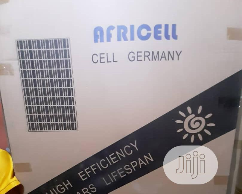 24V 280W Africell Mono Solar Panels