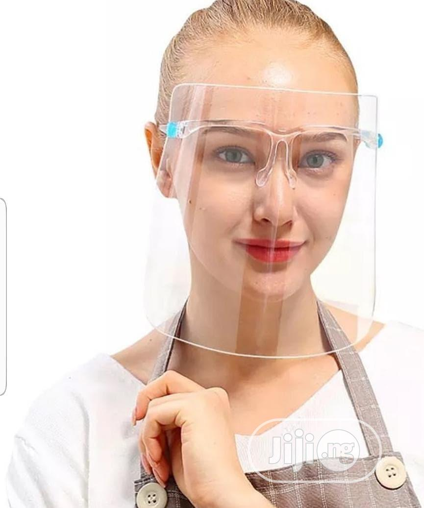 Direct Splash Protective Face Shield | Safety Equipment for sale in Garki 1, Abuja (FCT) State, Nigeria