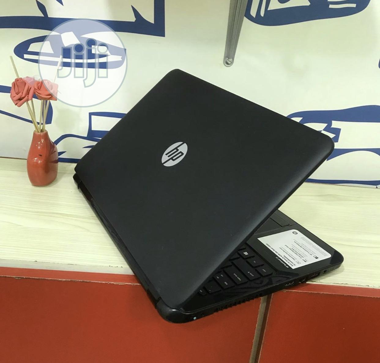 Laptop HP Pavilion 15 4GB Intel Core I3 500GB   Laptops & Computers for sale in Ikeja, Lagos State, Nigeria