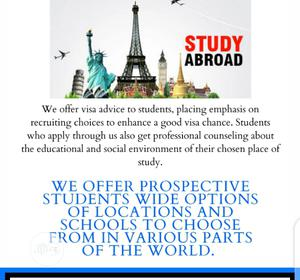 Study In The UK, US,Canada, Australia,Poland,Dublin,Holland,   Child Care & Education Services for sale in Lagos State, Alimosho