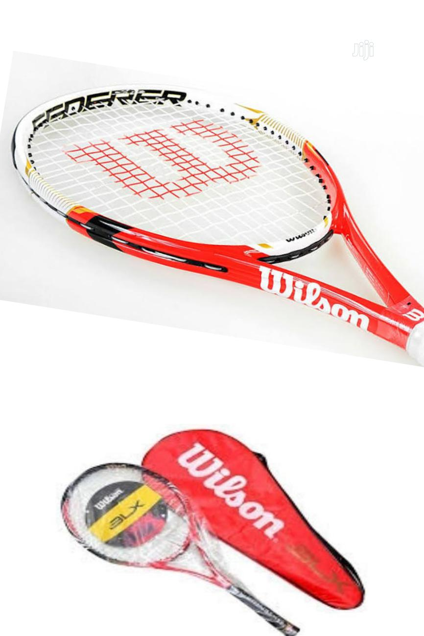 Wilson Long Tennis Racket Brand New Imported