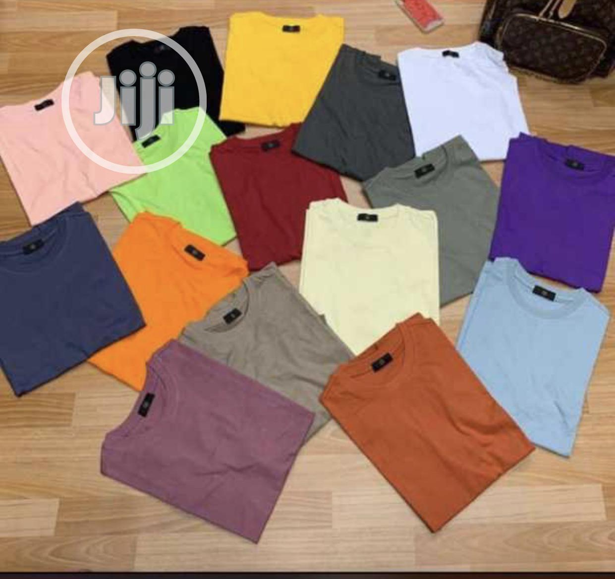 Plain T Shirts | Clothing for sale in Warri, Delta State, Nigeria