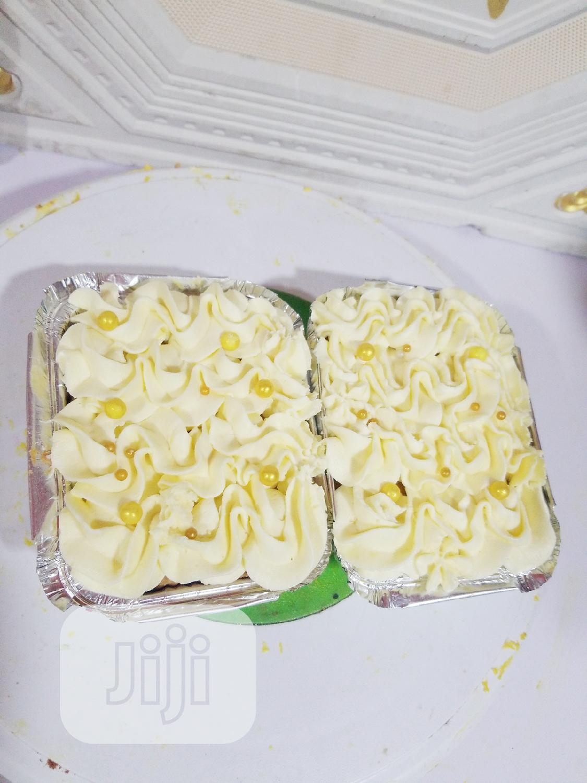 Archive: Mini Foil Marble Cake