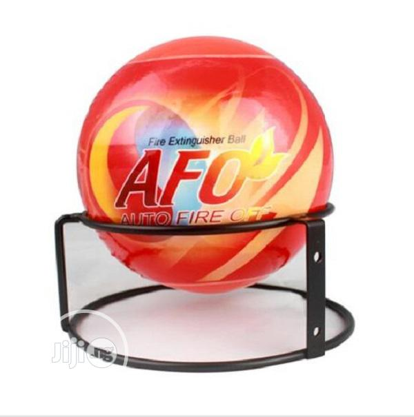 AFO Automatic Fire Extinguisher Ball