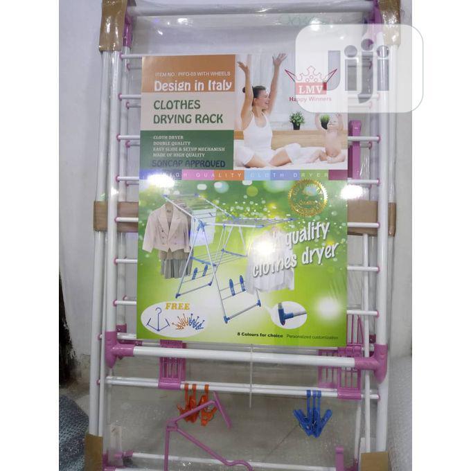 Lmv Cloth Drying Rack
