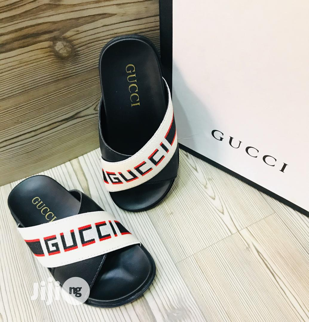 Archive: Gucci Slides For Boys