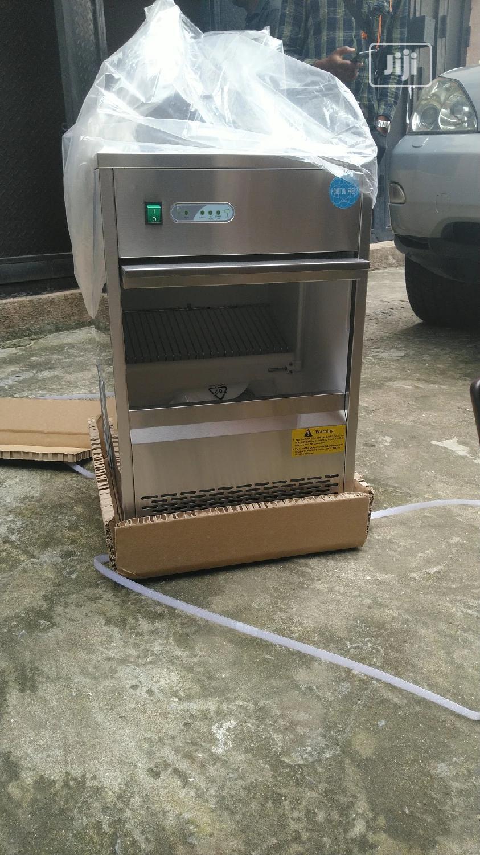 Archive: Ice Maker Machine