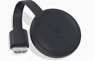 Google Chromecast (3rd Generation)   Accessories & Supplies for Electronics for sale in Lagos State, Shomolu