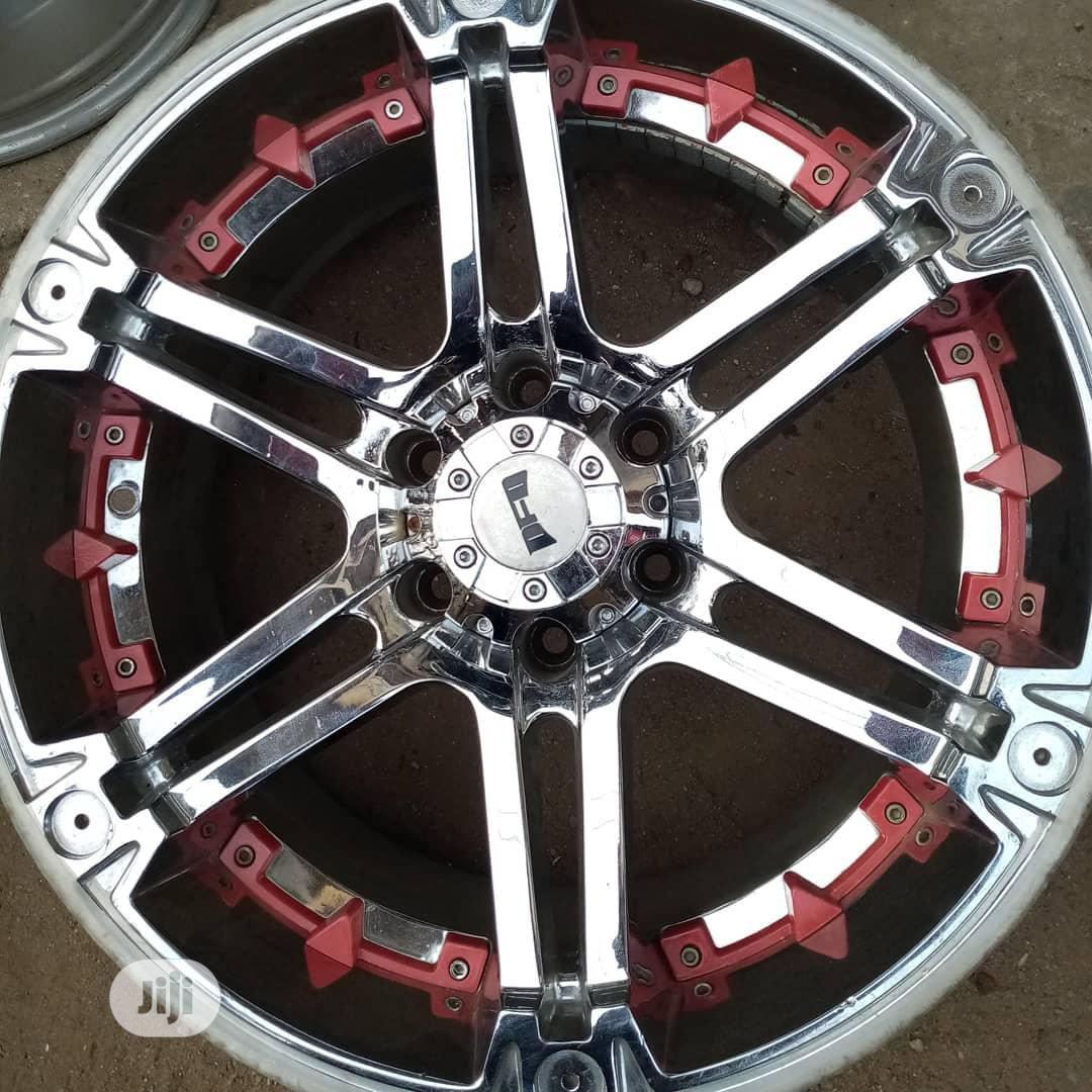New Model Alloy Rim | Vehicle Parts & Accessories for sale in Ikeja, Lagos State, Nigeria