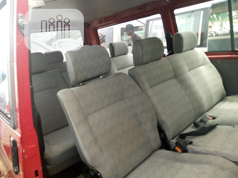 Volkswagen T-cross 2019 Red | Buses & Microbuses for sale in Apapa, Lagos State, Nigeria