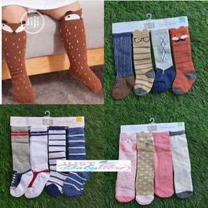 Hudson Baby Baby Knee High Socks-4pcs | Children's Clothing for sale in Lagos State, Ajah