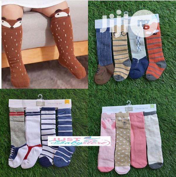 Archive: Hudson Baby Baby Knee High Socks-4pcs