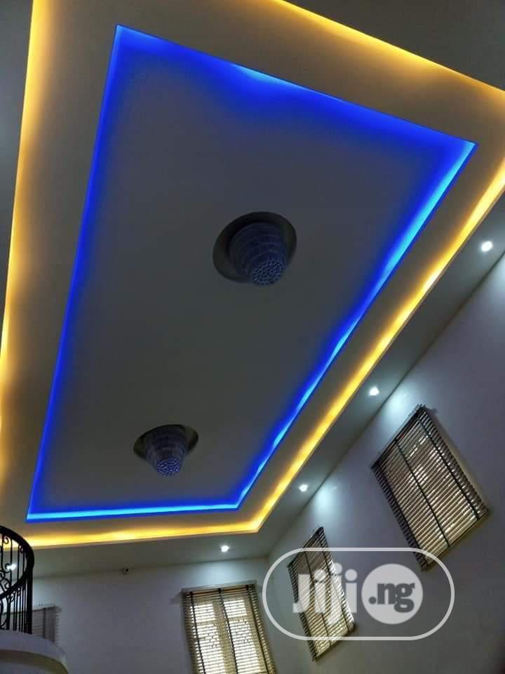 Wine Bar, Wall Screeding , POP Ceiling Designs, TV Stand