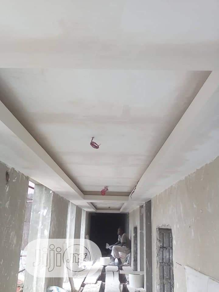 Wine Bar, Wall Screeding , POP Ceiling Designs, TV Stand   Building & Trades Services for sale in Akure, Ondo State, Nigeria