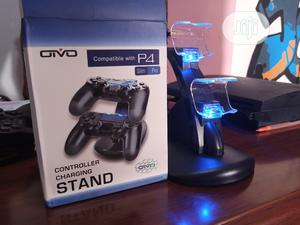 PS4 Controller Dual Charger | Accessories & Supplies for Electronics for sale in Edo State, Egor