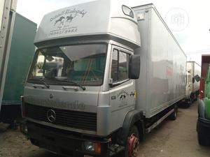 Mercedes Benz 1117 Container Body Truck 1999 | Trucks & Trailers for sale in Lagos State, Apapa