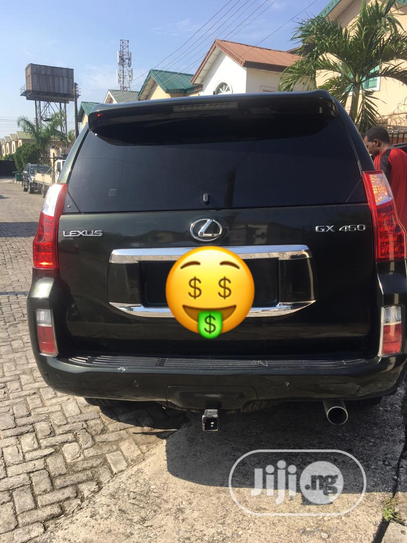 Lexus GX 2010 460 Black | Cars for sale in Lekki Phase 1, Lagos State, Nigeria