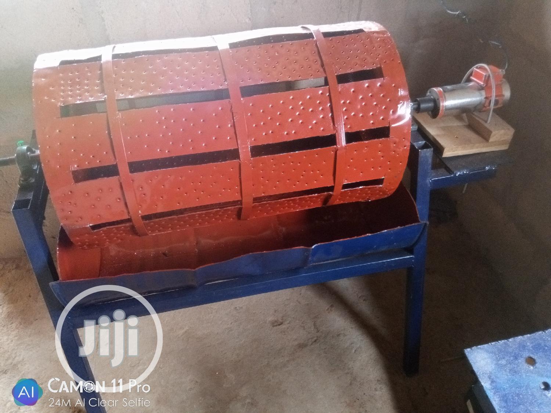 Cassava Peeler - (Semi Mechanized Or Fully Automated)