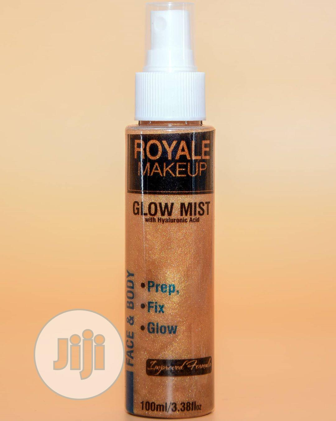 Royale Face Glow Mist | Makeup for sale in Alimosho, Lagos State, Nigeria