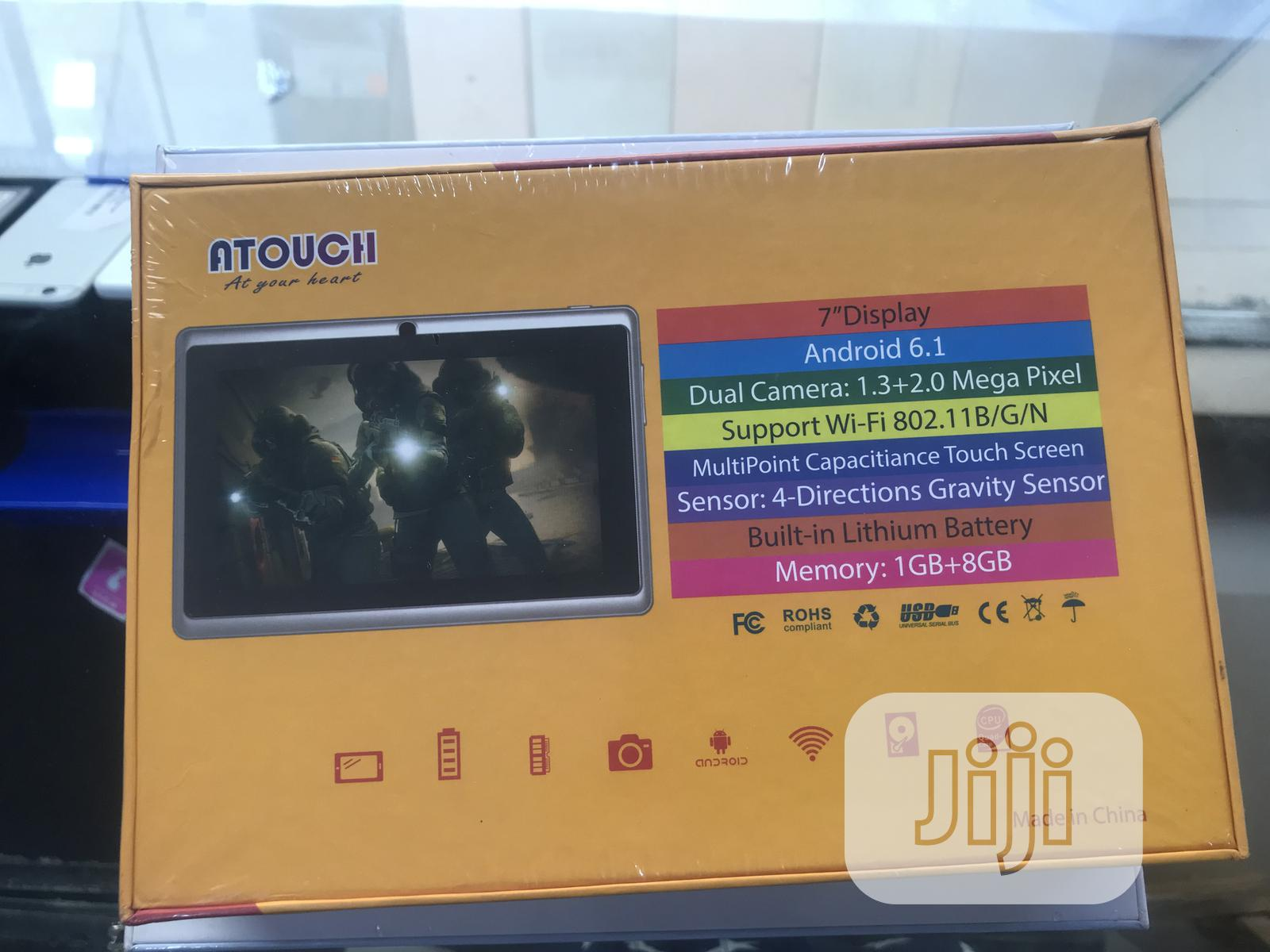 Archive: New Atouch K89 16 GB Pink
