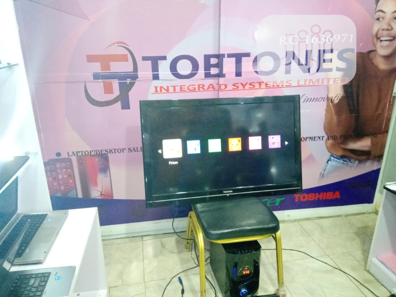 42Inches Toshiba Television   TV & DVD Equipment for sale in Wuse, Abuja (FCT) State, Nigeria