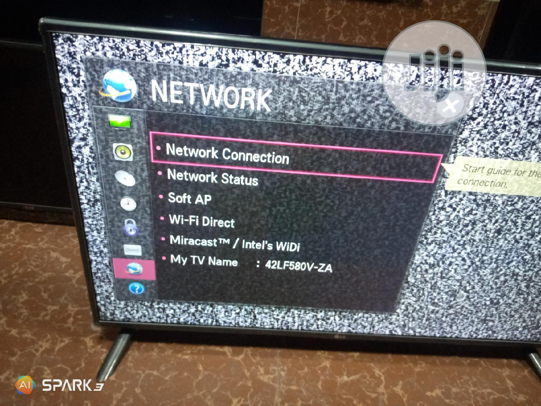 "42"" LG Smart Tv | TV & DVD Equipment for sale in Ojo, Lagos State, Nigeria"