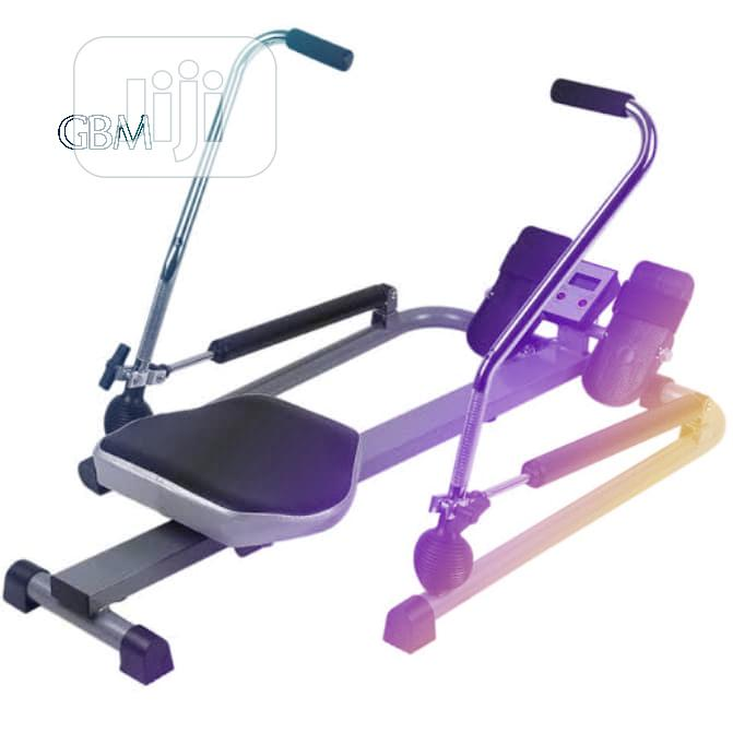 Small Rowing Machine